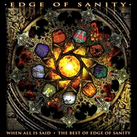 Couverture du titre When All Is Said: The Best of Edge of Sanity