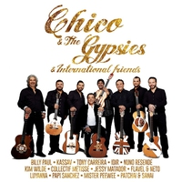 Cover of the track Chico & The Gypsies & International Friends