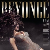 Cover of the track I Am... World Tour