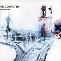 Cover of the track OK Computer