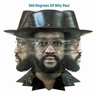 Couverture du titre 360 Degrees of Billy Paul