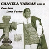 Cover of the album Chavela Vargas con el Cuarteto Lara Foster