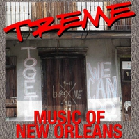 Cover of the track Treme: Music of New Orleans