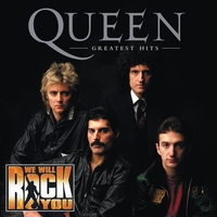 Cover of the track Greatest Hits (We Will Rock You Edition)