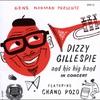 Couverture de l'album Dizzy Gillespie and His Big Band in Concert (Live)