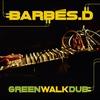 Couverture de l'album Green Walk Dub