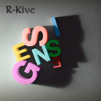 Cover of the track R-Kive