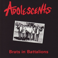 Cover of the track Brats in Battalions