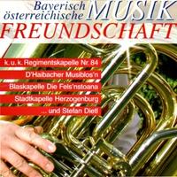 Cover of the track Bayerisch österreichische Musik Freundschaft