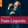 Cover of the album Rough Guide To Fado Legends