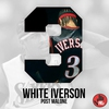 Cover of the album White Iverson - Single