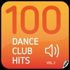 Couverture de l'album 100 Dance Club Hits, Volume 2
