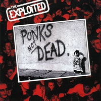 Cover of the track Punks Not Dead