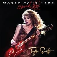 Couverture du titre Speak Now World Tour Live