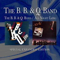 Cover of the track The B. B. & Q. Band / All Night Long (Special Expanded Edition) [Remastered]