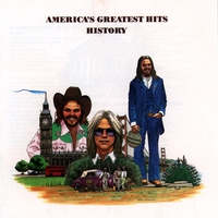 Cover of the track America's Greatest Hits - History