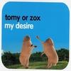 Couverture du titre My Desire