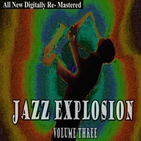 Cover of the track Jazz Explosion - Volume 3