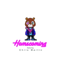 Couverture du titre Homecoming (feat. Chris Martin) - Single