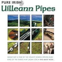 Cover of the track Pure Irish Uilleann Pipes