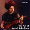 Cover of the album The Art of Anahit Tsitsikian Disc 1 and 2