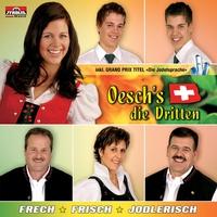 Cover of the track Frech-Frisch-Jodlerisch