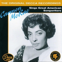 Cover of the track Sings Great American Songwriters