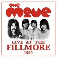 Couverture du titre Live at the Fillmore 1969