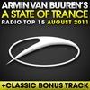 Couverture de l'album A State of Trance Radio Top 15: August 2011 (Including Classic Bonus Track)