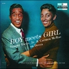 Couverture de l'album Boy Meets Girl: Sammy Davis, Jr. & Carmen McRae On Decca