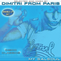 Cover of the track My Salsoul: Selected and Mixed By Dimitri from Paris Disco Classics