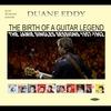 Couverture de l'album The Birth of a Guitar Legend: The Jamie Singles Sessions 1957-1962