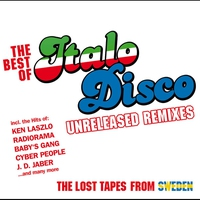 Couverture du titre Best of Italo Disco Remixes