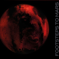 Cover of the track Footsteps to Mars