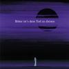 Cover of the album Bitter ist's dem Tod zu dienen