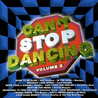 Cover of the track Can't Stop Dancing, Vol. 3