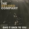 Couverture de l'album Give It Back To You