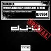 Couverture de l'album Who Is Calling (Chris One Remix) - Single