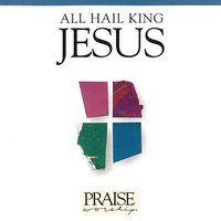 Cover of the track All Hail King Jesus
