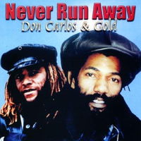 Cover of the track Never Run Away