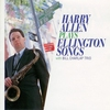 Cover of the album Harry Allen Plays Ellington Songs