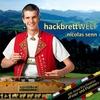 Couverture de l'album Hackbrettwelt