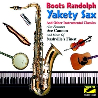 Cover of the track Yakety Sax and Other Instrumental Classics
