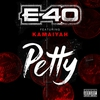 Cover of the track Petty (feat. Kamaiyah)