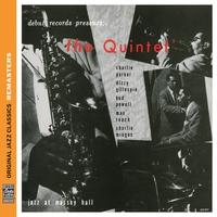 Couverture du titre The Quintet: Jazz At Massey Hall (Live)