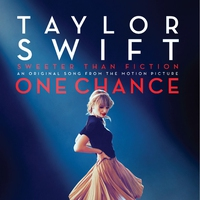 """Couverture du titre Sweeter Than Fiction (From """"One Chance"""") - Single"""