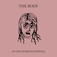 Cover of the track No One Deserves Happiness