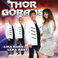 Cover of the track Lika barn leka bäst