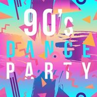 Couverture du titre 90s Dance Party