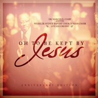 Cover of the track Oh to Be Kept By Jesus (Anniversary Edition) [Live]
